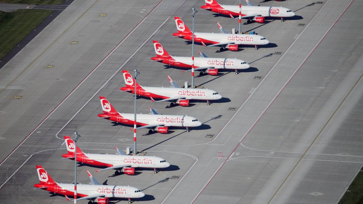Jahresrückblick 2017 Pleite Von Airlines Nicht Nur Air Berlin Hat
