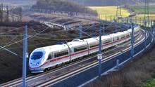 Neue ICE-Strecke Berlin-München