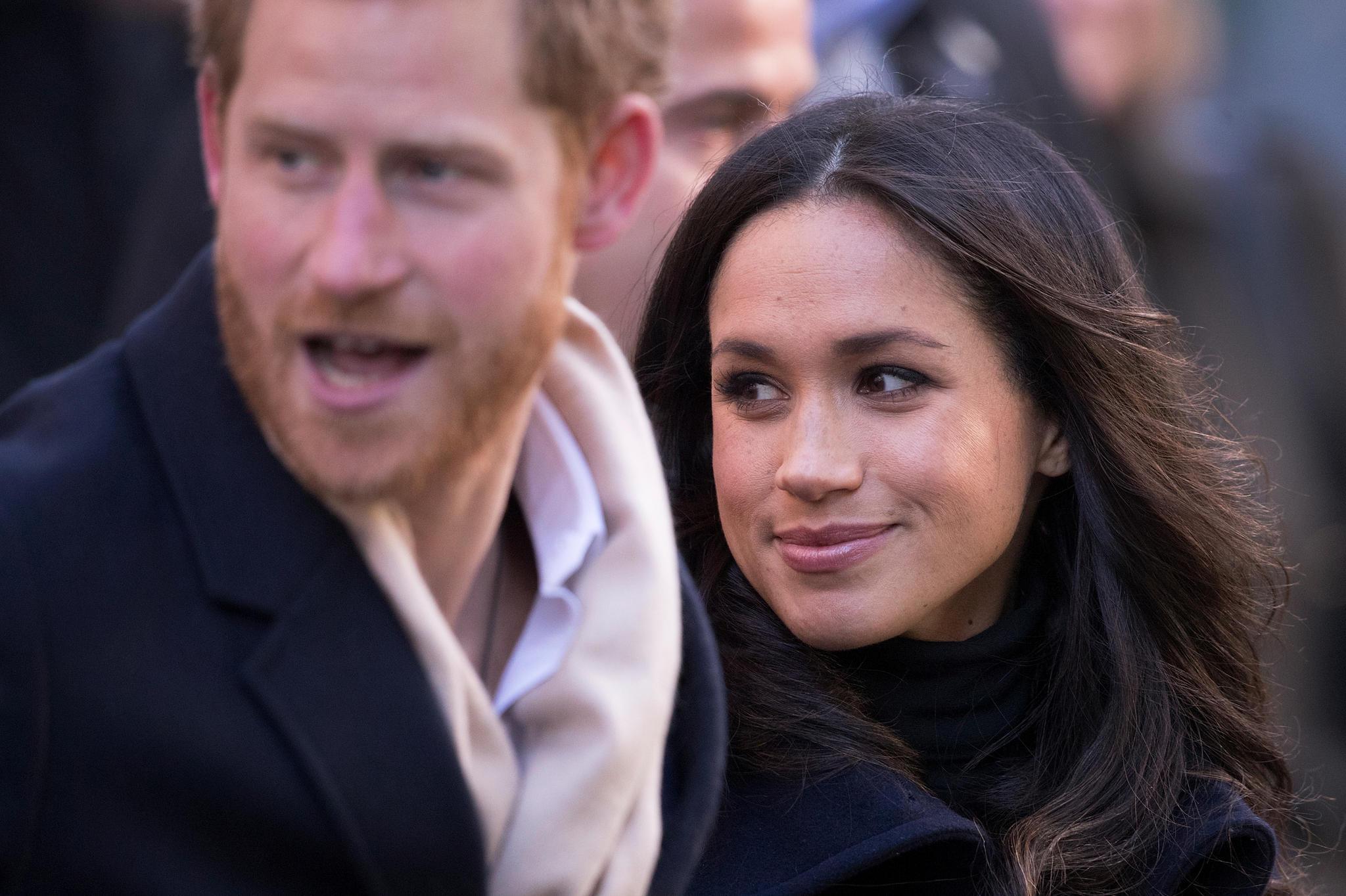 Sensation: Meghan Markle feiert Weihnachten mit der Queen | STERN.de