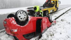 schnee eis unfälle