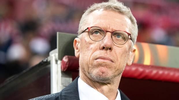 Peter Stöger wird neuer Trainer von Borussia Dortmund