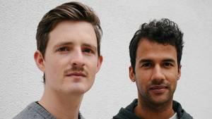 Marcel, 23, Schauspielstudent in München, und Chris, 29, Singer-Songwriter im Rheingau