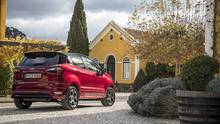 Ford Ecosport 1.5 TDCi AWD - rund 1,3 Tonnen schwer