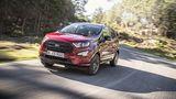 Ford Ecosport 1.5 TDCi AWD - startet bei über 28.000 Euro