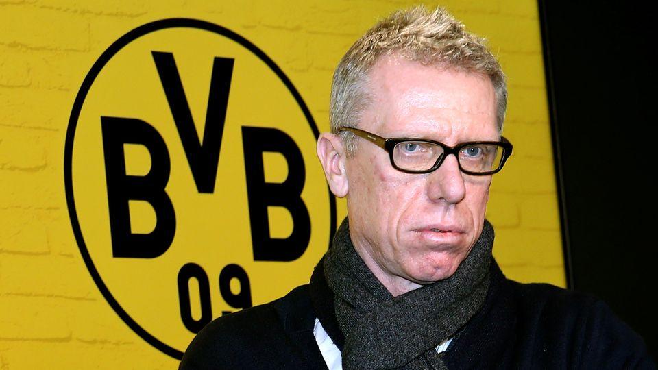 Soll den BVB zurück in die Erfolgsspur führen: Peter Stöger erhält einen Vertrag bis Saisonende bei Borussia Dortmund