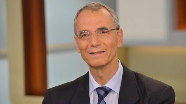 """Michael Wolffsohn bei """"Anne Will"""""""