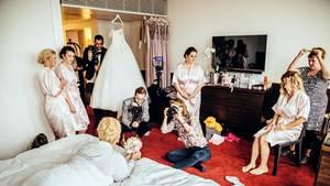 Hochzeit: Noch nie gaben Paare so viel Geld dafür aus wie heute