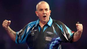 darts-wm 2018 - phil taylor