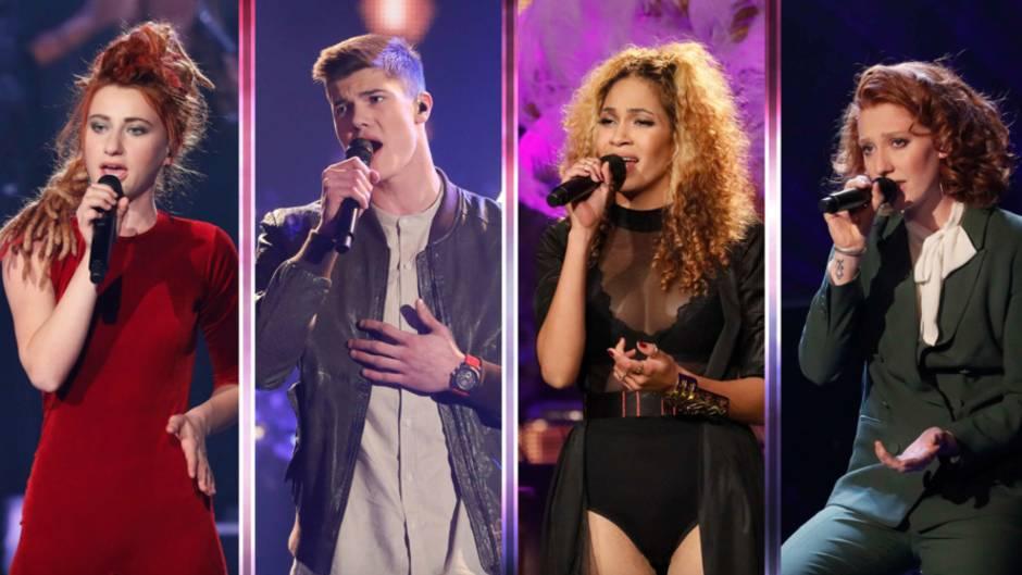 """Castingshow auf ProSieben: Das sind die Finalisten von """"The Voice of Germany"""""""
