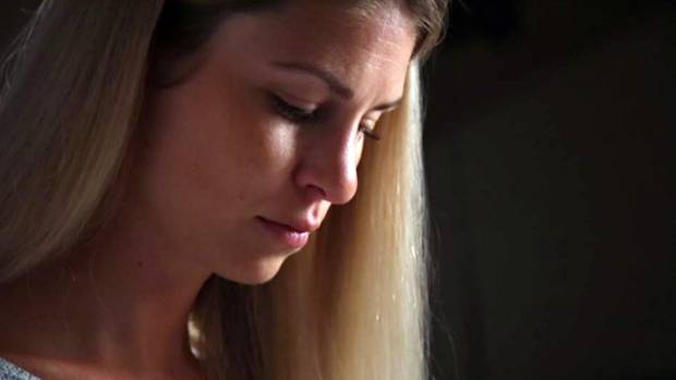 Doris Englbrecht (27) wurde insgesamt acht Jahre von Martin S. verfolgt und bedroht.