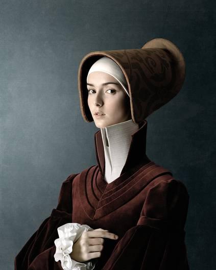 Wie gemalt: prachtvolle Inszenierungen des Fotokünstlers Christian Tagliavini