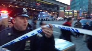 """US-Polizei: """"Explosion"""" im New Yorker Stadtteil Manhattan"""