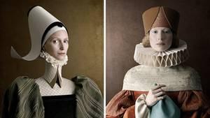 Christian Tagliavini: Die Werke dieses Fotokünstlers wirken wie antike gezeichnete Porträts