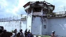 Der berüchtigte Kerobokan-Gefängnis auf Bali beherbergt viele Ausländer, die gegen die strengen Drogengesetze verstoßen haben