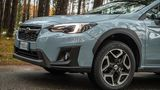 Subaru XV 2.0i - die Topversion läuft auf 18-Zöllern
