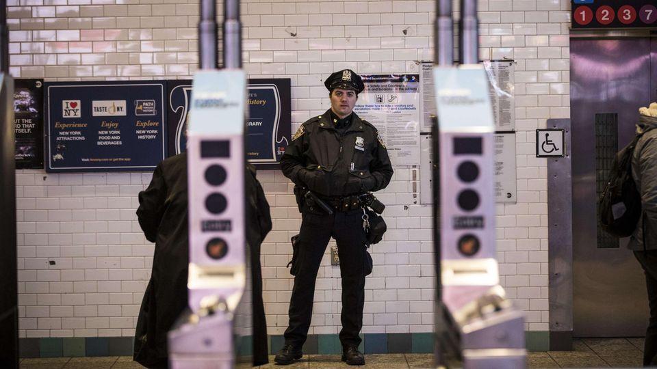 Terroranschlag in New York: Bombe am Körper gezündet: Was war das Motiv des Täters?