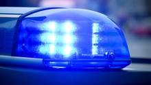 Die Polizei ermittelt in Darmstadt