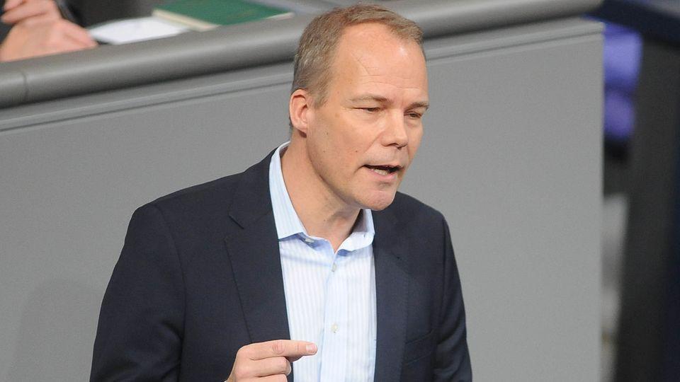 Matthias Miersch von der SPD-Linken schlägt eine Koko-Regierung vor