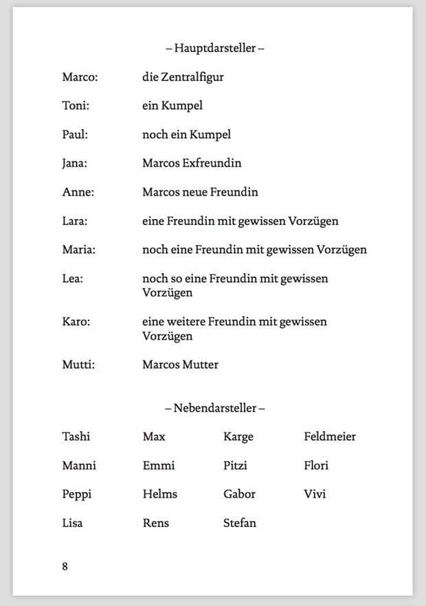 """Hauptdarsteller aus """"Die Cops ham mein Handy"""""""