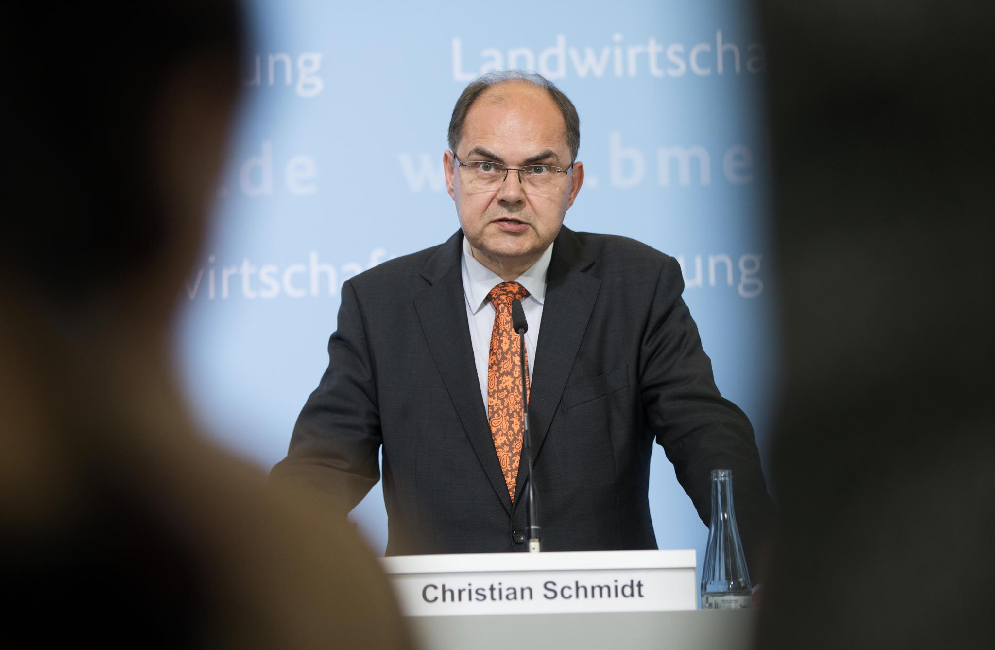 Christian Schmidt: CSU-Politiker nutzten Ministerien für ...