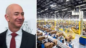 Wie Amazon-Chef Jeff Bezos zum reichsten Mann der Welt wurde