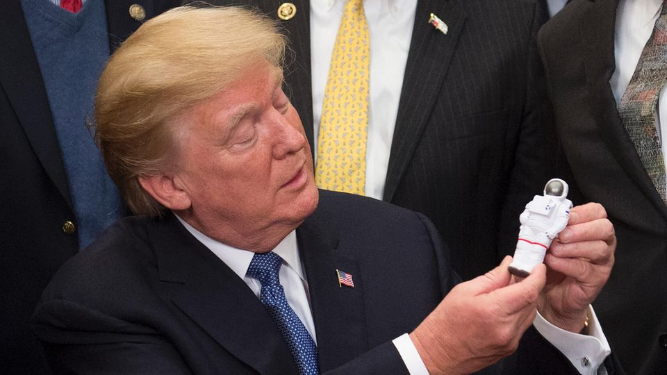 Donald Trumps Ablenkungsmanöver