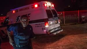 Nicht selten müssen Ärzte in Mexiko unter Polizeischutz operieren