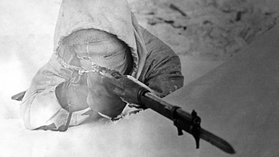 Scharfschütze: Der weiße Tod – wie ein finnischer Bauer 505 Rotarmisten tötete