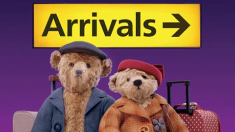 Heathrow Bears: Nach Hause kommen ist das schönste Geschenk - auch für Teddys