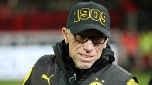 Der neue BVB-Trainer Peter Stöger