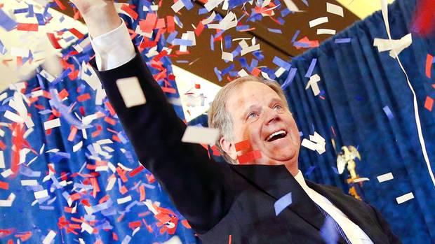 Schallende Ohrfeige für Trump: Demokrat Jones gewinnt überraschend in Alabama