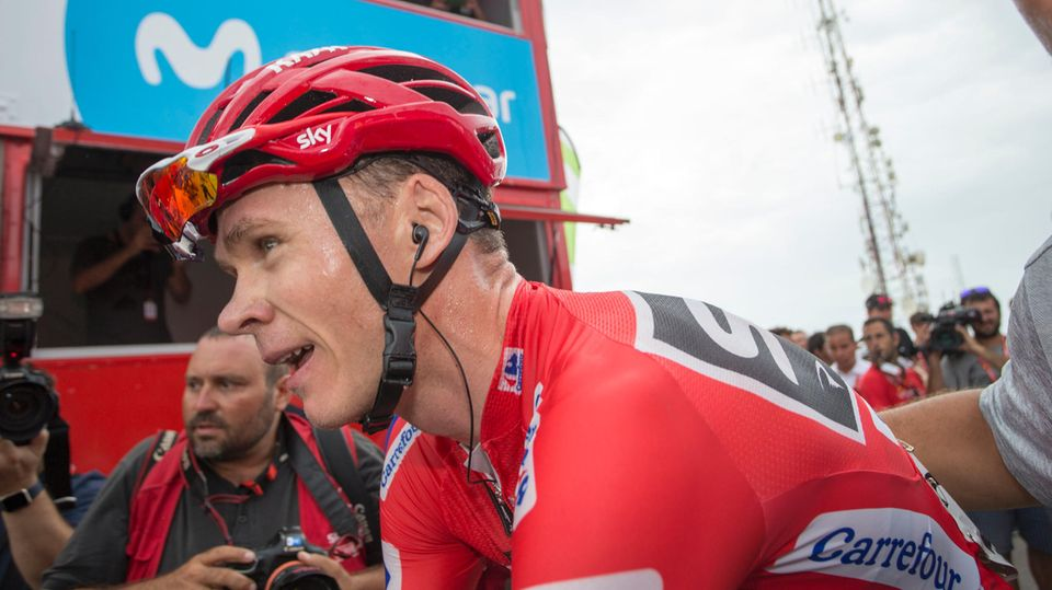Chris Froome - Doping durch Asthma-Mittel?