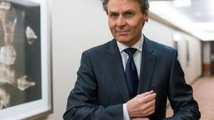 Wolfgang Bahro spielt bei GZSZ den Serienfiesling Dr. Jo Gerner