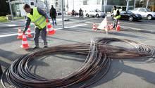 Glasfaserausbau: Telekom und EWE arbeiten zusammen