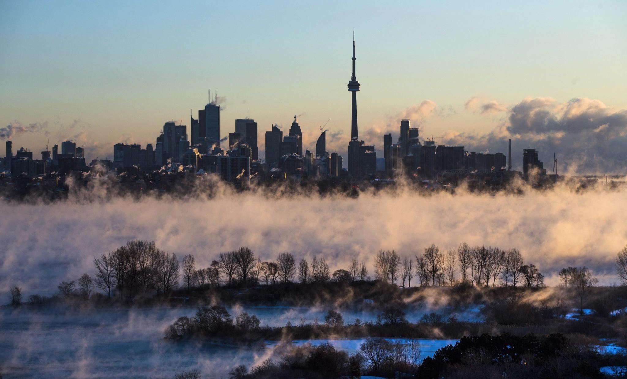 Toronto: So entspannt ist New Yorks kleine Schwester   STERN.de