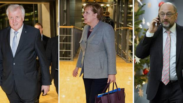 Union will die GroKo, SPD weiß es noch nicht - doch ein Satz lässt aufhorchen