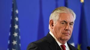 US-Außenminister Tillerson nach Nordkorea-Vorstoß in die Schranken gewiesen