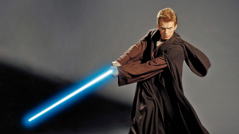 Anakin Star Wars Jedi Lightsaber Lichtschwert