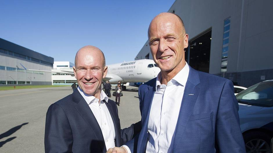 Airbus-Chef Enders geht schon 2019