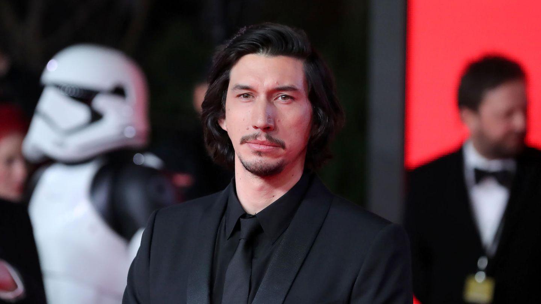 """Adam Driver bei der """"Star Wars""""-Premiere"""