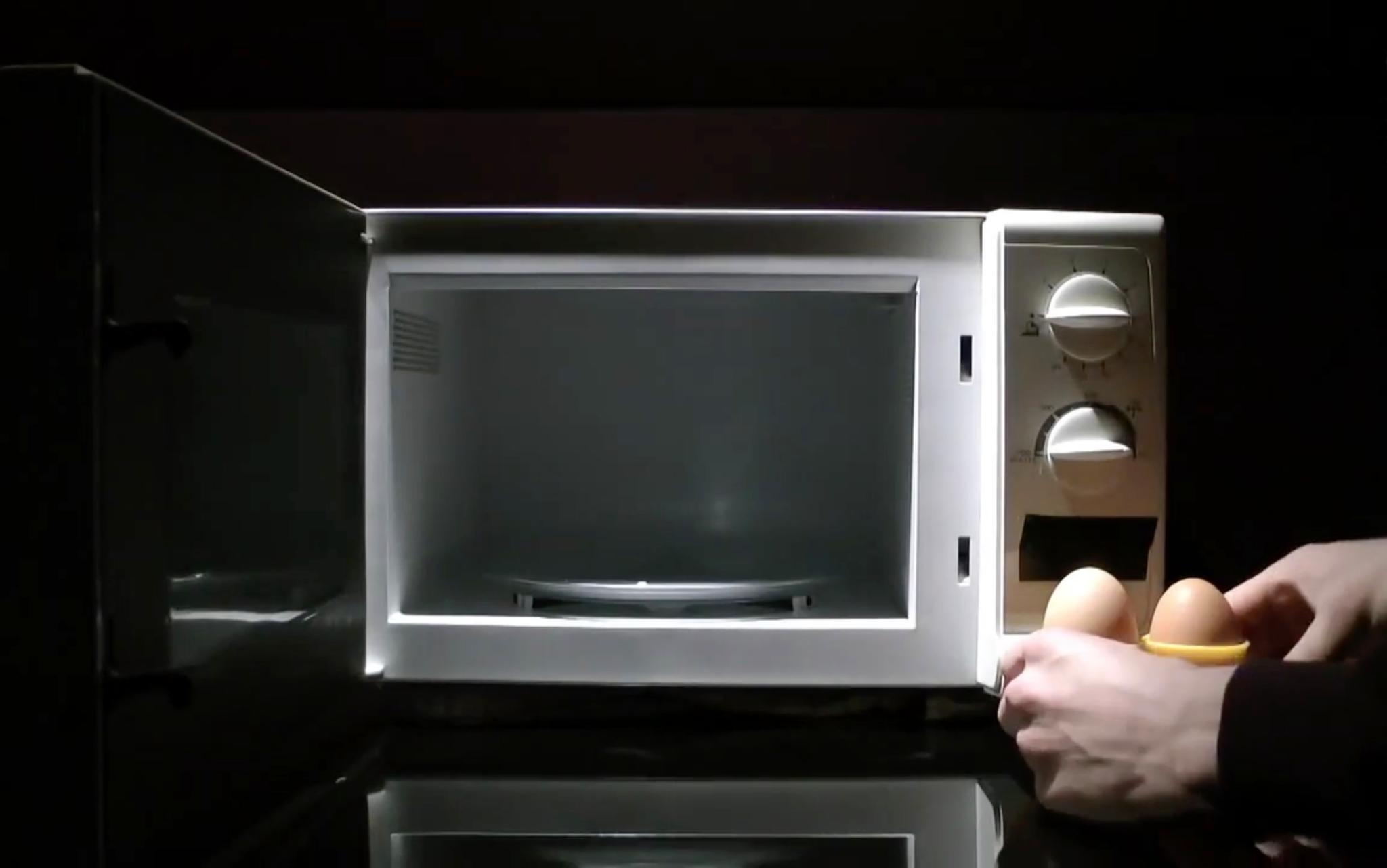 Explosionsgefahr Warum Hartgekochte Eier Beim Auwärmen In Der