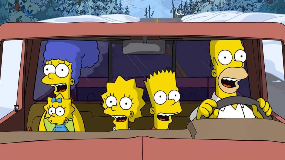 """Kultserie der Zeit voraus: Unglaubliche Vorhersagen: Wo """"Die Simpsons"""" schon wieder richtig lagen"""
