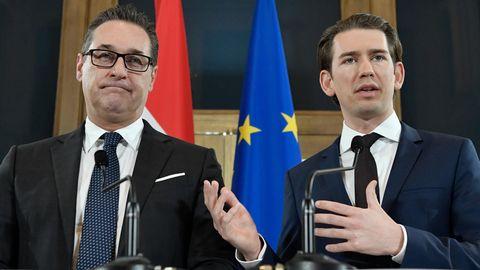 Christian Kurz ÖVP Österreich