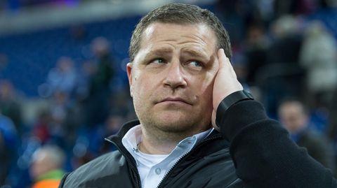 Gladbach-Manager Max Eberl wütet gegen eigene Fans