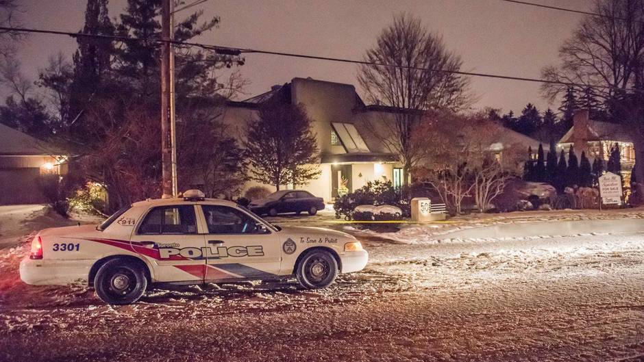 Verdächtiger Tod eines kanadischen Milliardärs-Paars