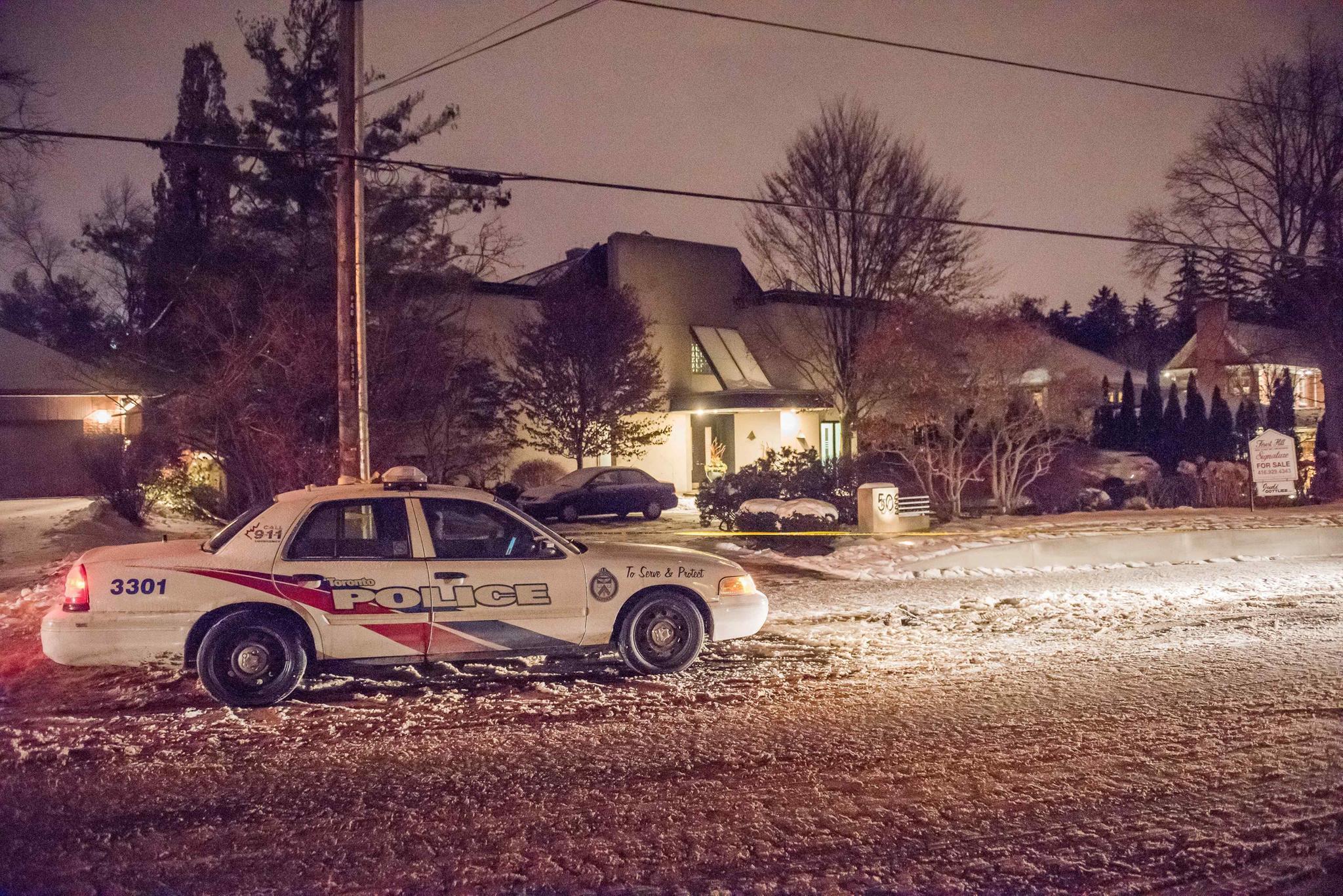 Kanada Pharma Milliardär Barry Sherman und Frau tot im Keller