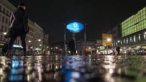 Berlin Neukölln  Hermannplatz