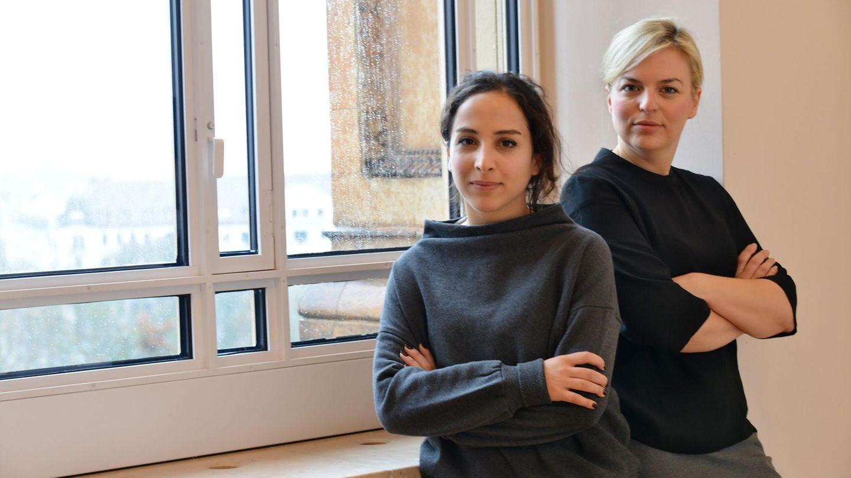 Hashtagfeminismus: Campaignerin Penelope Kemekendidou und Grün-Politikerin Katharina Schulze
