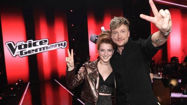 """""""The Voice of Germany"""": Natia Todua gewinnt siebte Staffel der Casting-Show"""