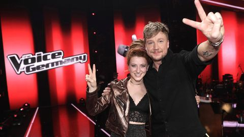 """The Voice of Germany"": Natia Todua gewinnt siebte Staffel der Casting-Show"